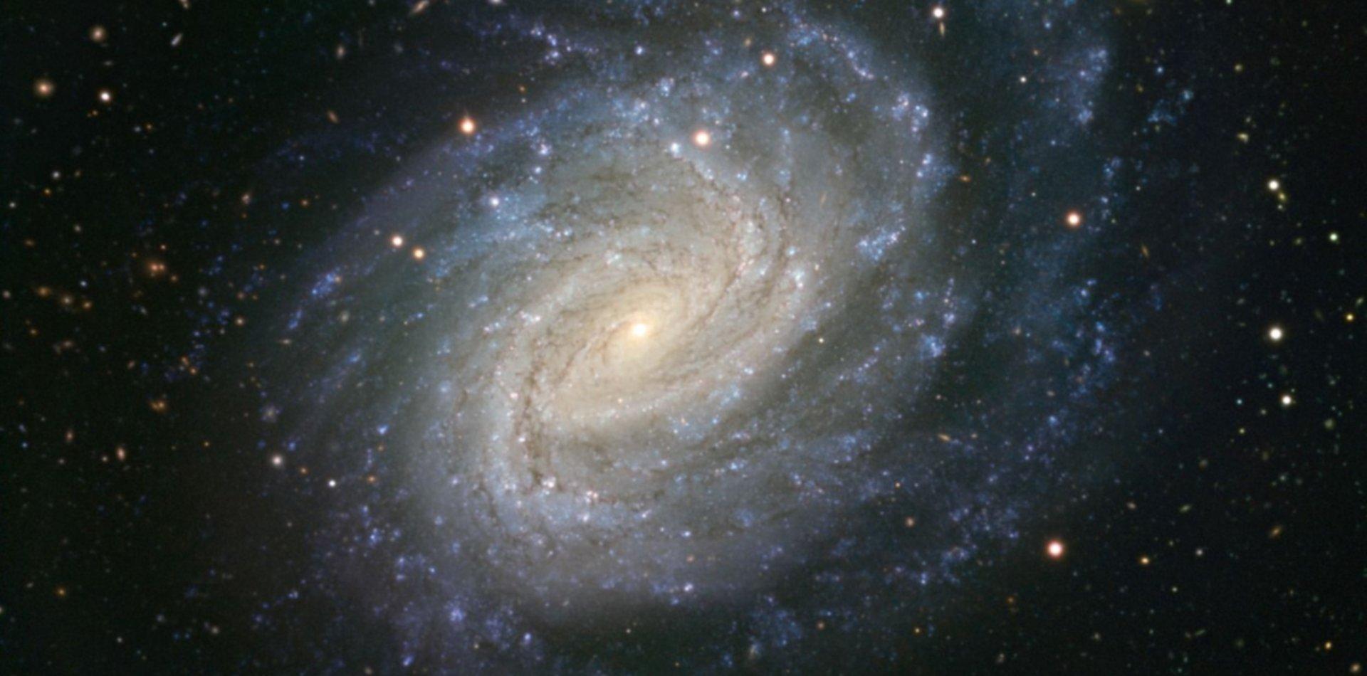 Expertos de la UNLP realizan aportes para saber qué hay en el centro de la galaxia