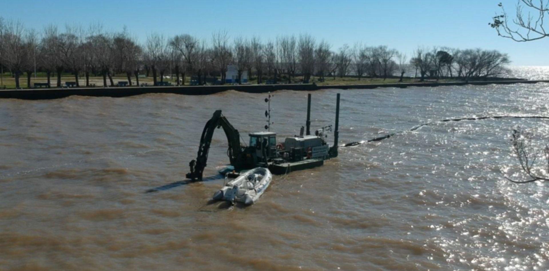 Después de 35 años comenzó una obra clave para evitar la falta de agua en La Plata