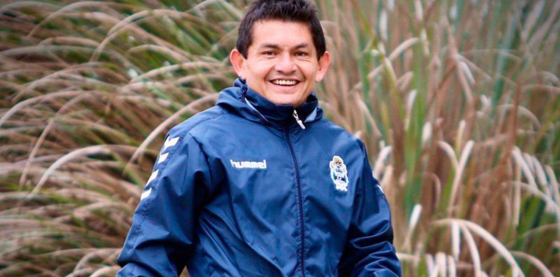 El Pulga Rodríguez se entrenó por primera vez con la ropa de Gimnasia