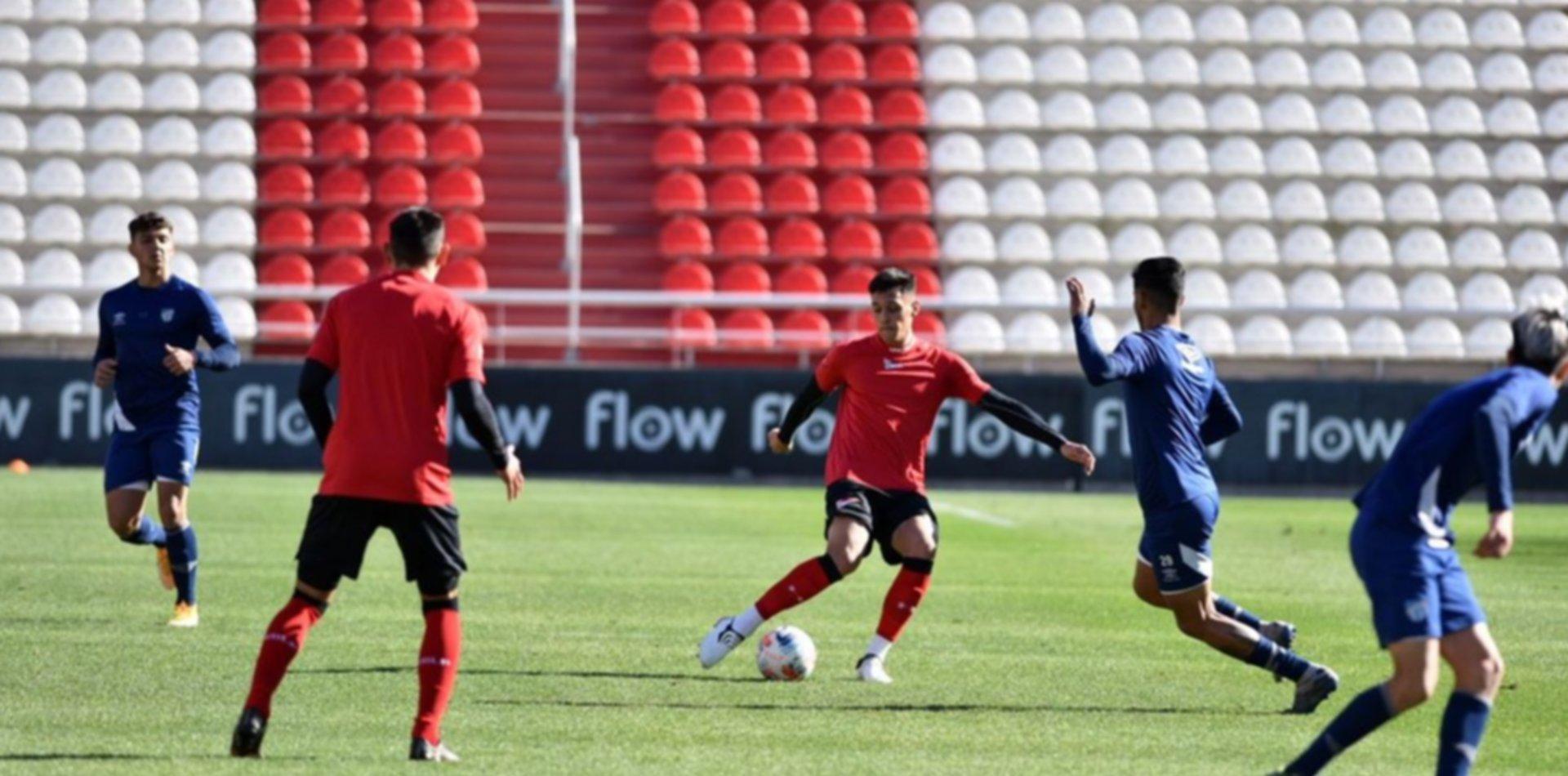 Triunfo y derrota del Pincha en una ronda de amistosos con Atlético Tucumán