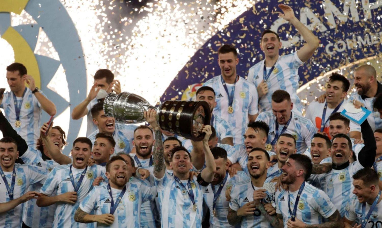 La película de la final: el emocionante video de la consagración de Messi con la Selección