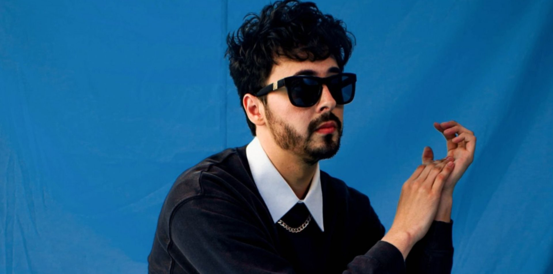 "El músico platense Gabriel Luch presentó ""Degradé"""