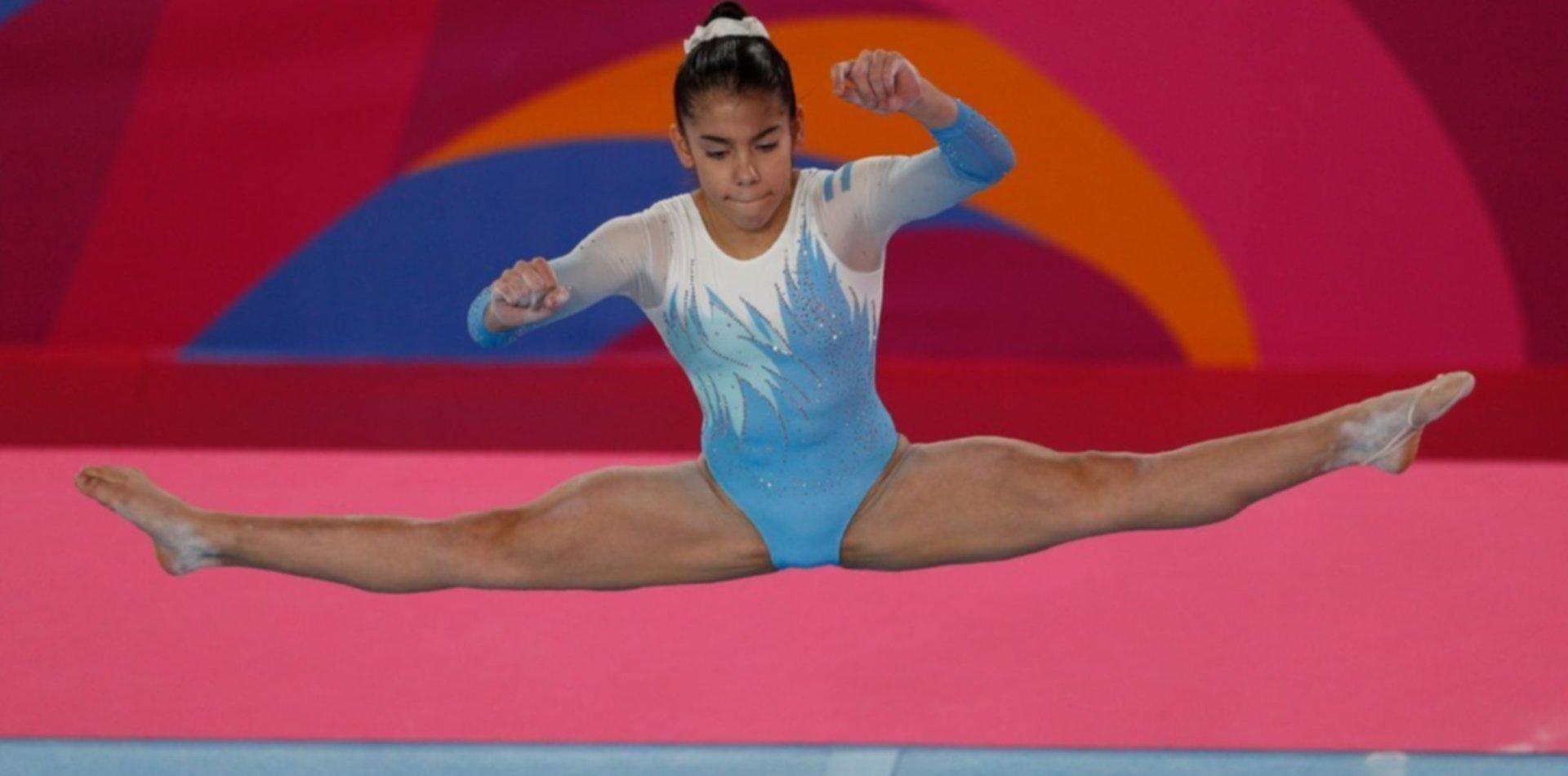Una gimnasta platense representará a Argentina en los Juegos Olímpicos de Tokio