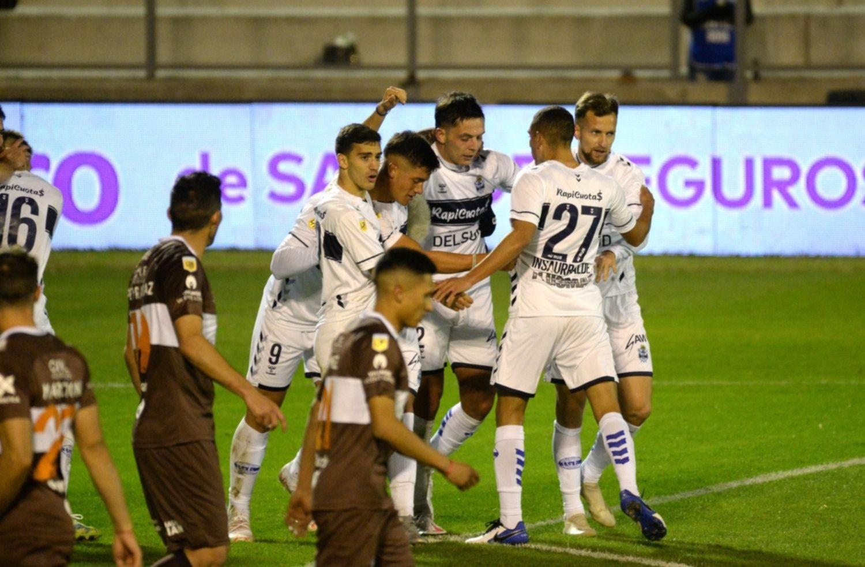 El Lobo logró una remontada y rescató un punto en el debut ante Platense
