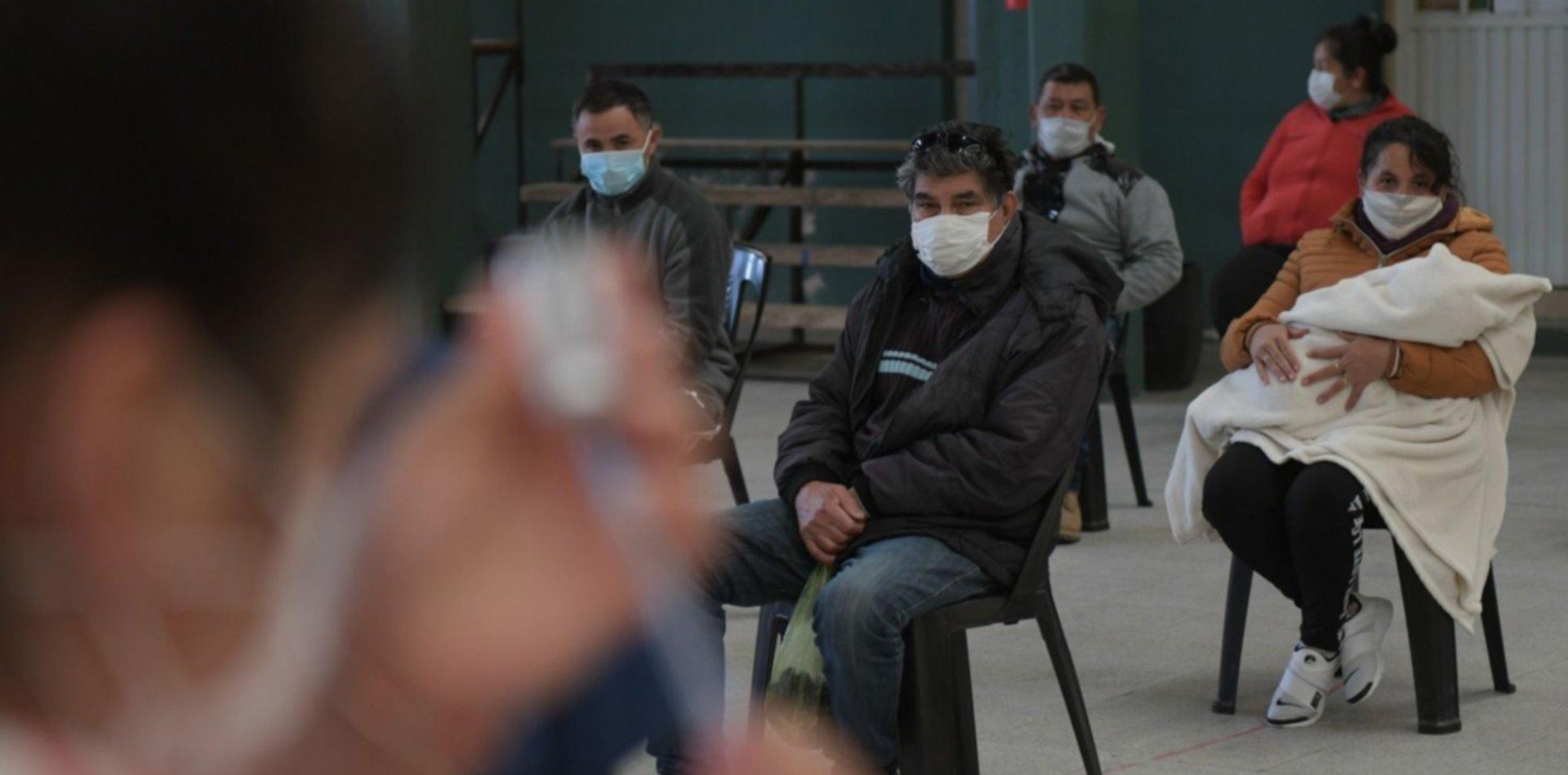 Siguen bajando los casos de COVID en Argentina: confirman 622 en las últimas 24 horas