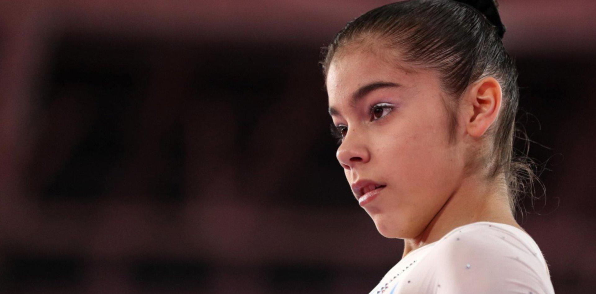 La historia de la gimnasta platense que representará a Argentina en los Juegos Olímpicos
