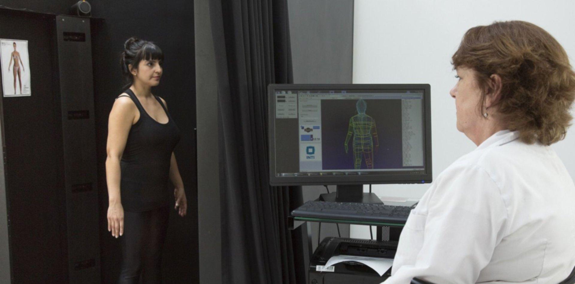 ¿Cómo es el estudio antropométrico que se hará en La Plata por la Ley de Talles?