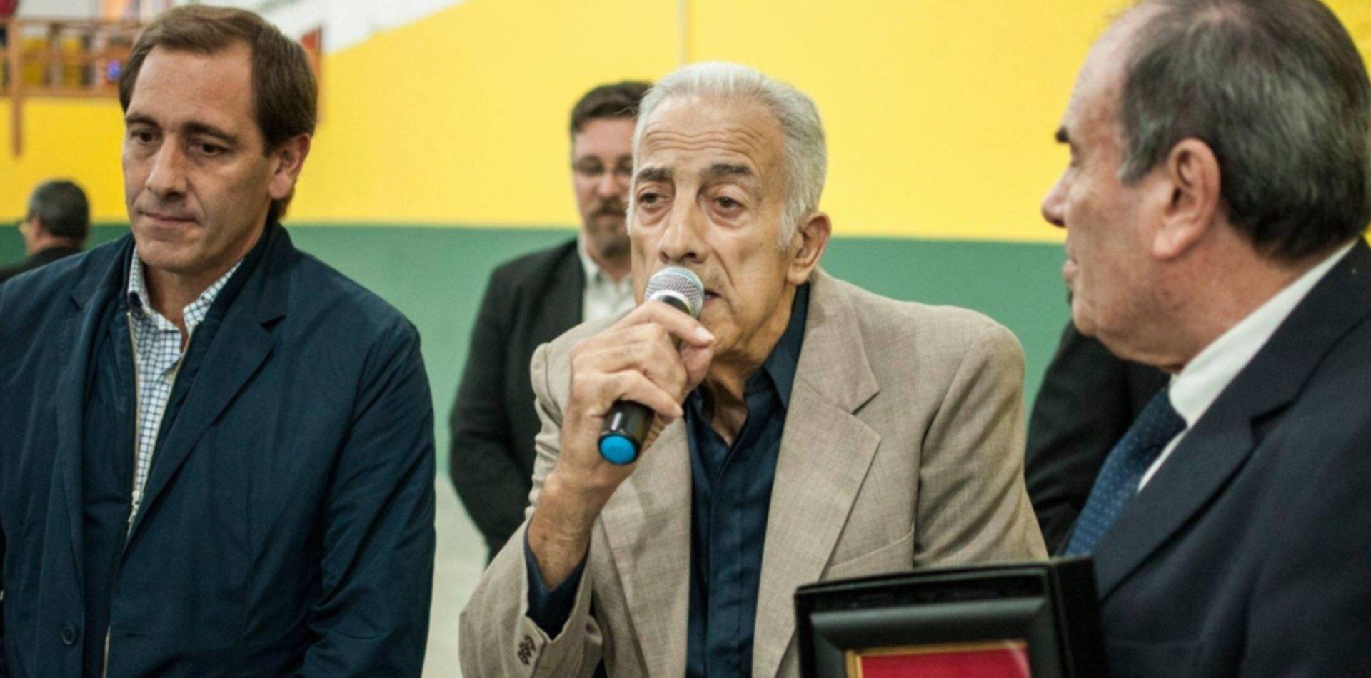 Murió un reconocido arquitecto de La Plata y vicepresidente del Banco Alimentario