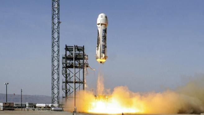 """El Director del Planetario, tras el viaje de Jeff Bezos: """"Empezó el turismo espacial"""""""