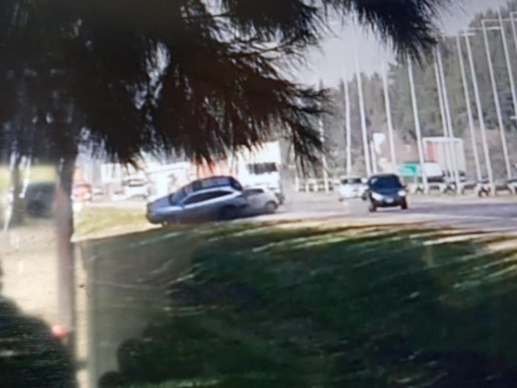 VIDEO: Así fue el accidente de la cantante Rocío Quiroz y su bebé en la Ruta 2