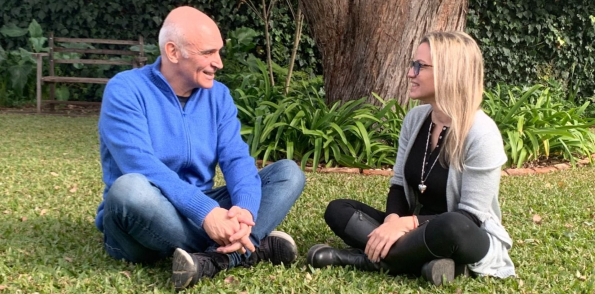 Después de romper con Garro, Carolina Piparo anunció que acompañará a Espert