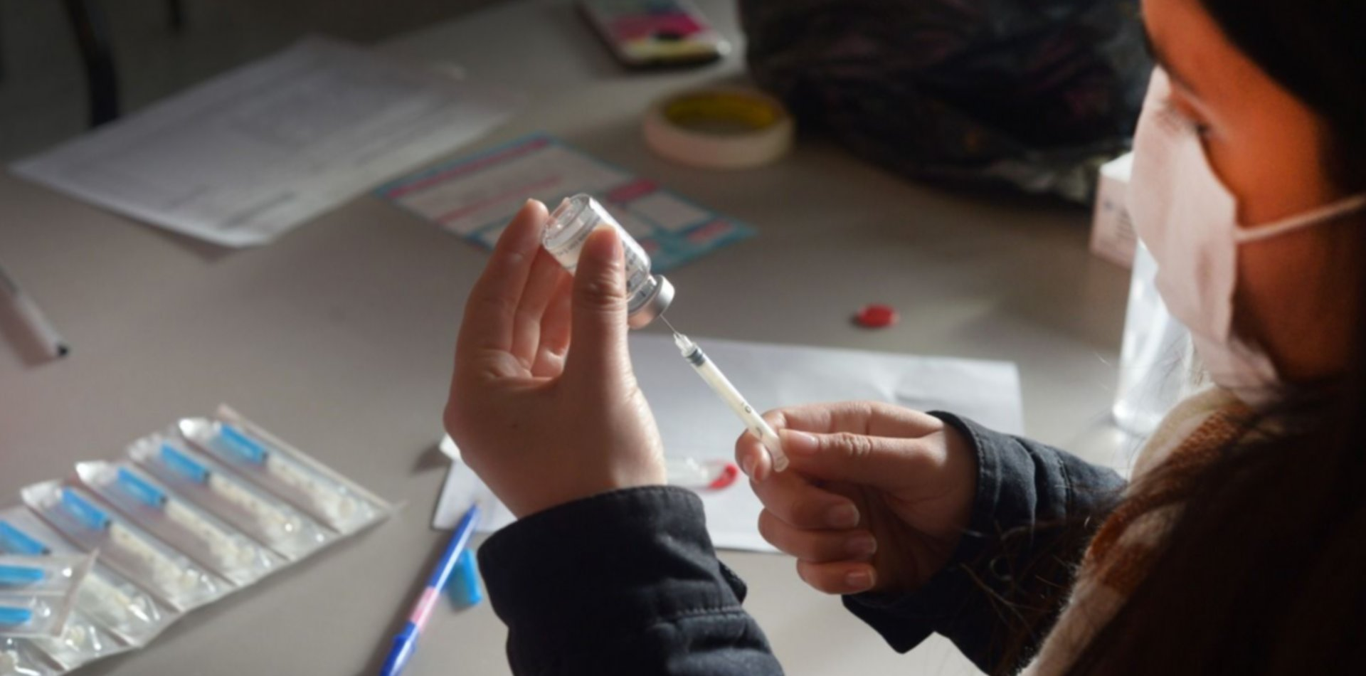 Ya no es necesario esperar 14 días entre la vacuna contra el coronavirus y las demás