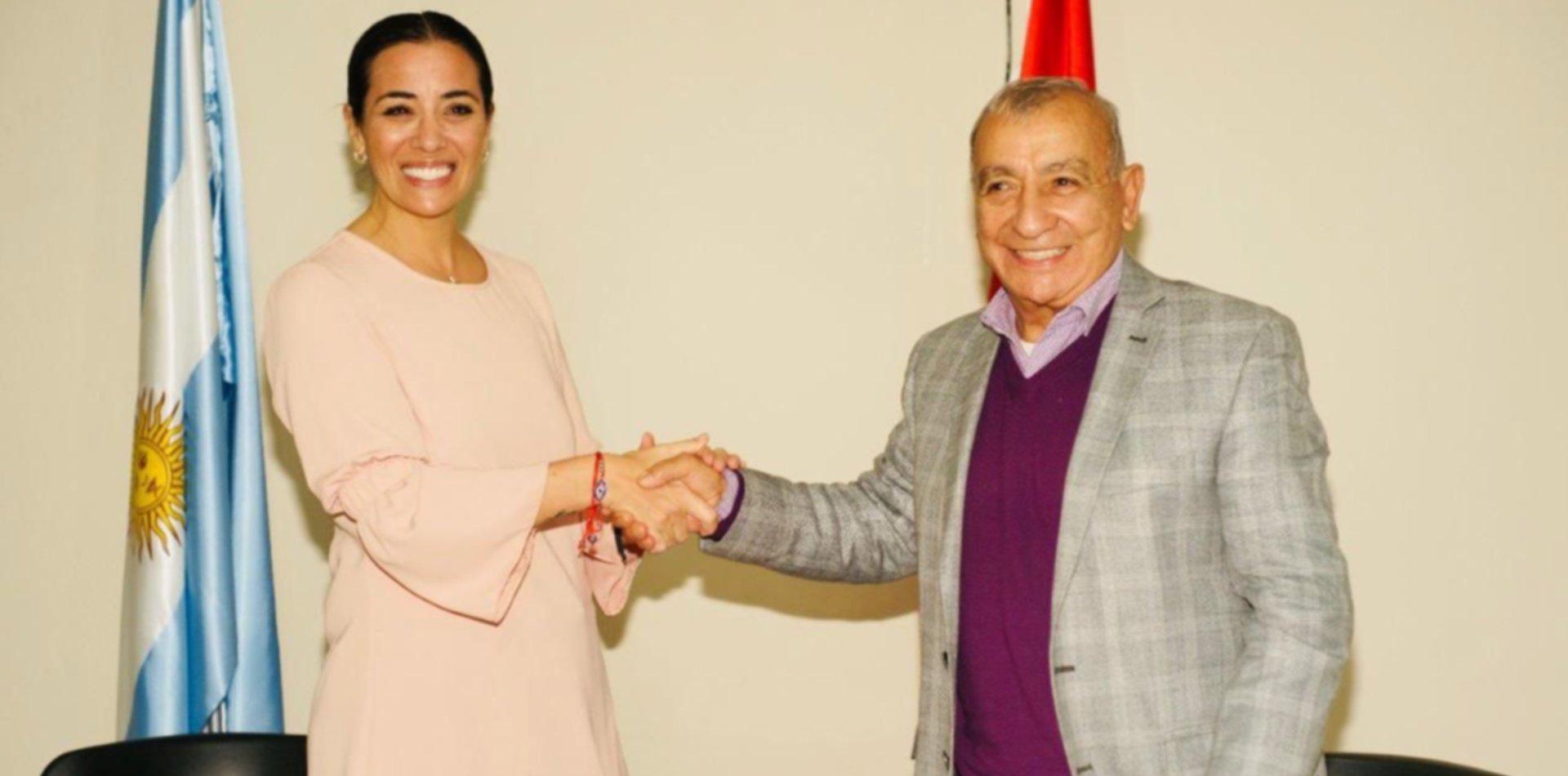 Unir Consciencias y el Cónsul Paraguayo en La Plata celebraron un nuevo convenio