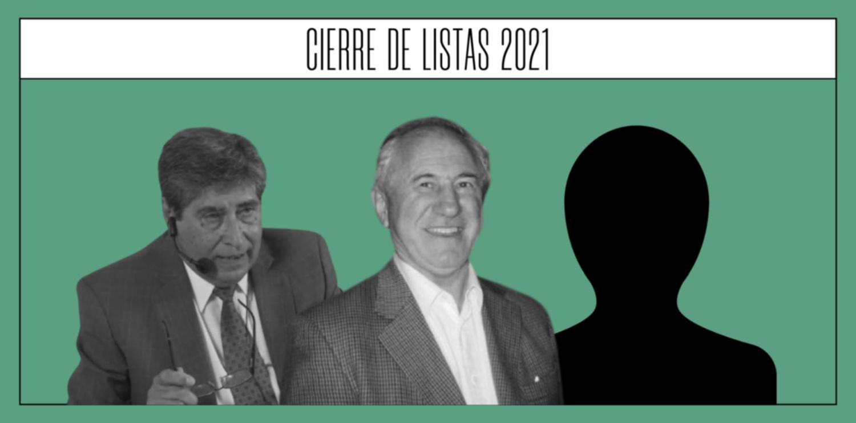 Dos peronistas históricos y una contadora encabezan las listas de diputados randazzistas