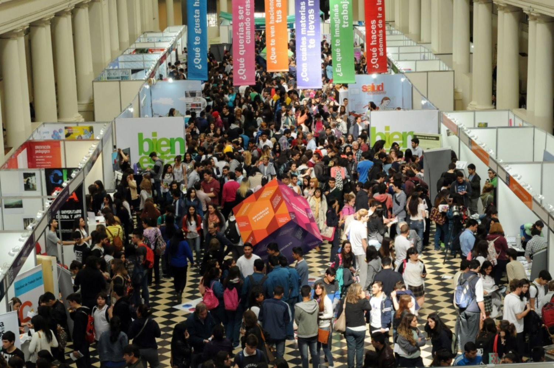 Por segundo año consecutivo, la UNLP hará la Expo Universidad en modalidad virtual