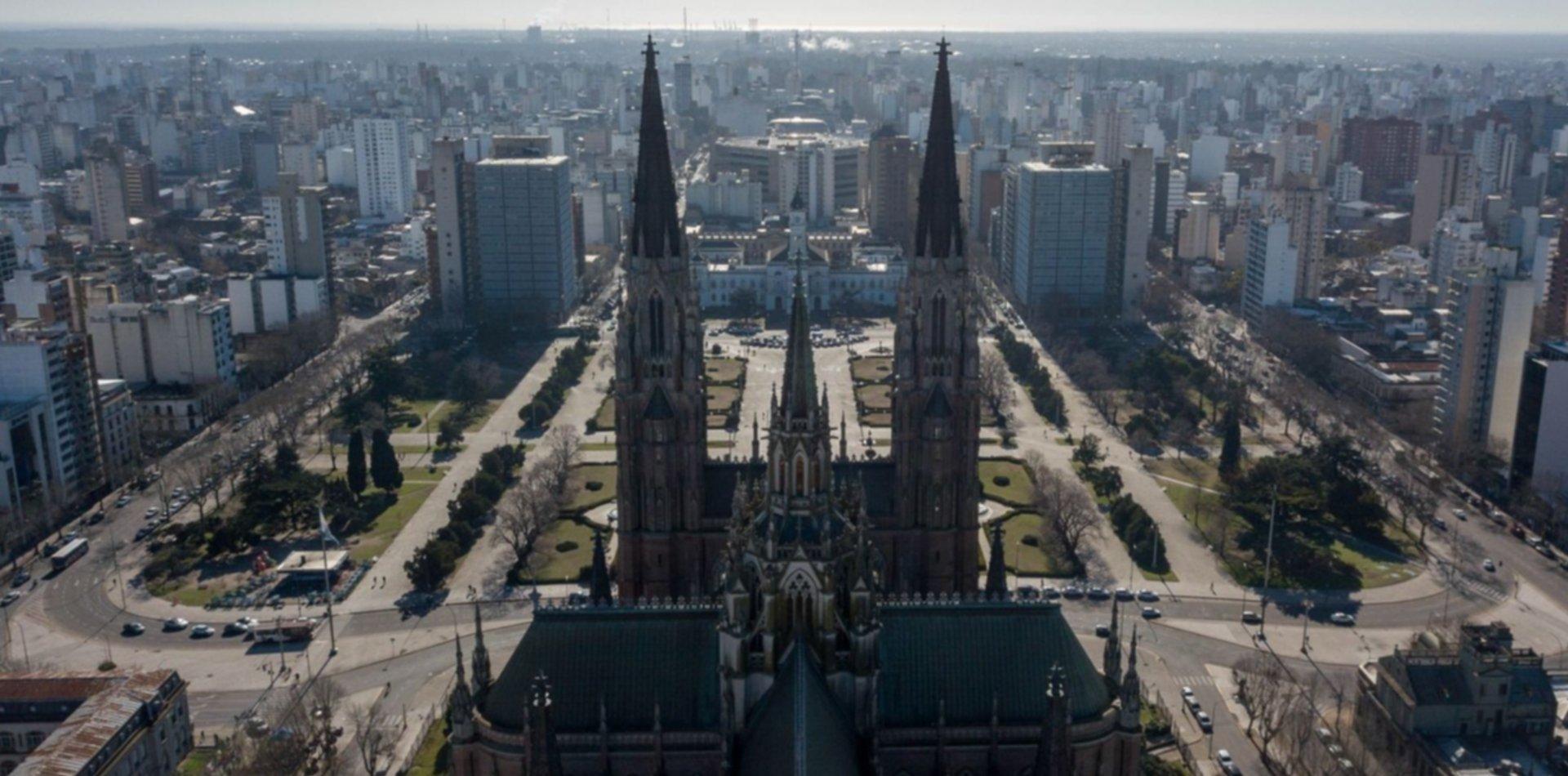 Música, teatro y procesión a la Catedral: ¿cómo será el Vía Crucis en La Plata?