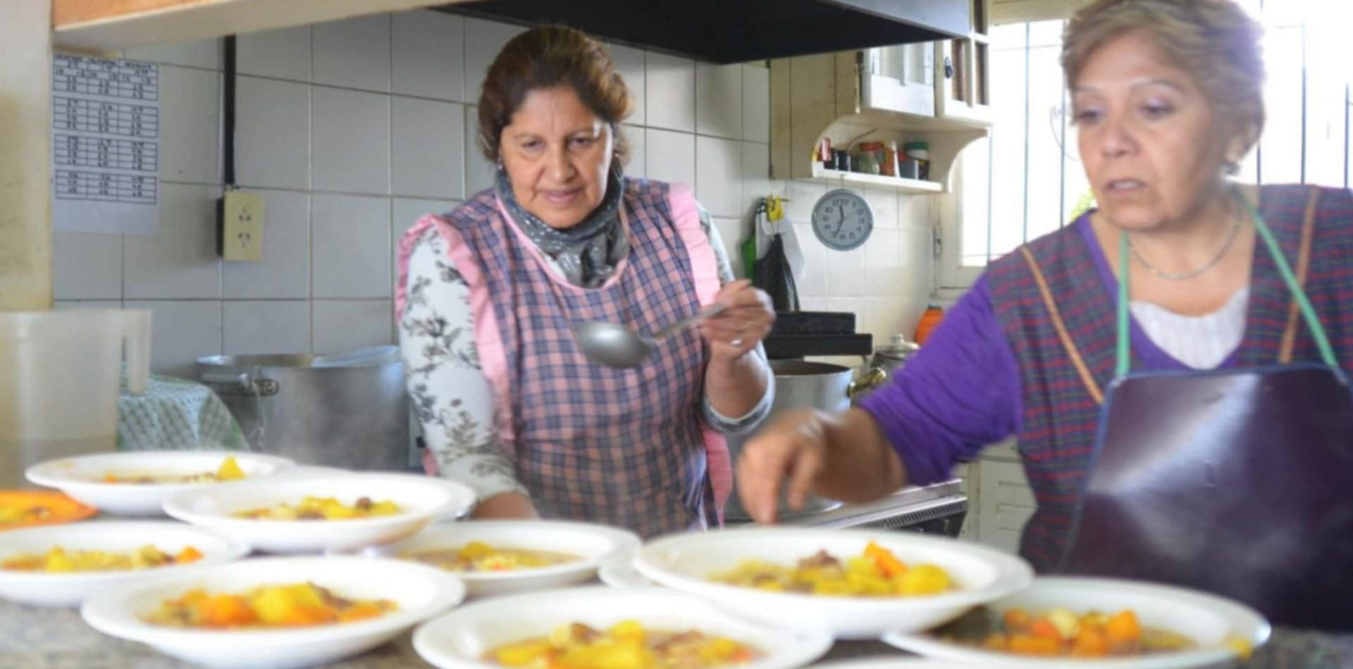 La UNLP advirtió que se agudiza la crisis alimentaria en los comedores de La Plata