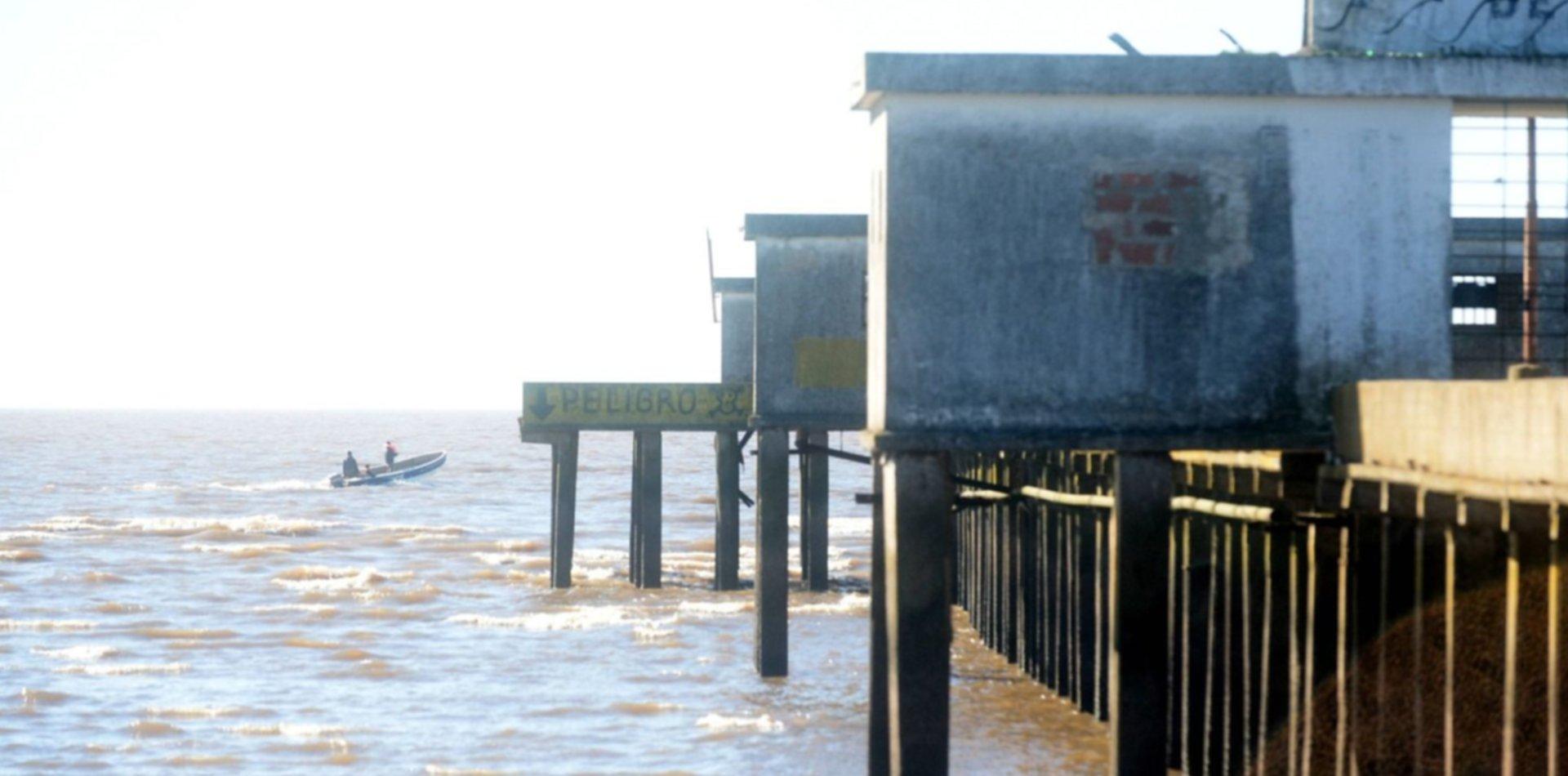 Encontraron un cuerpo en el Río de la Plata en medio de la búsqueda de los pescadores