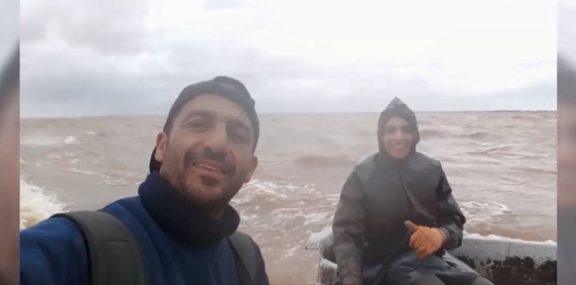 """¿Cómo es """"La Loca"""", la lancha en la que se perdieron los dos pescadores de Ensenada?"""