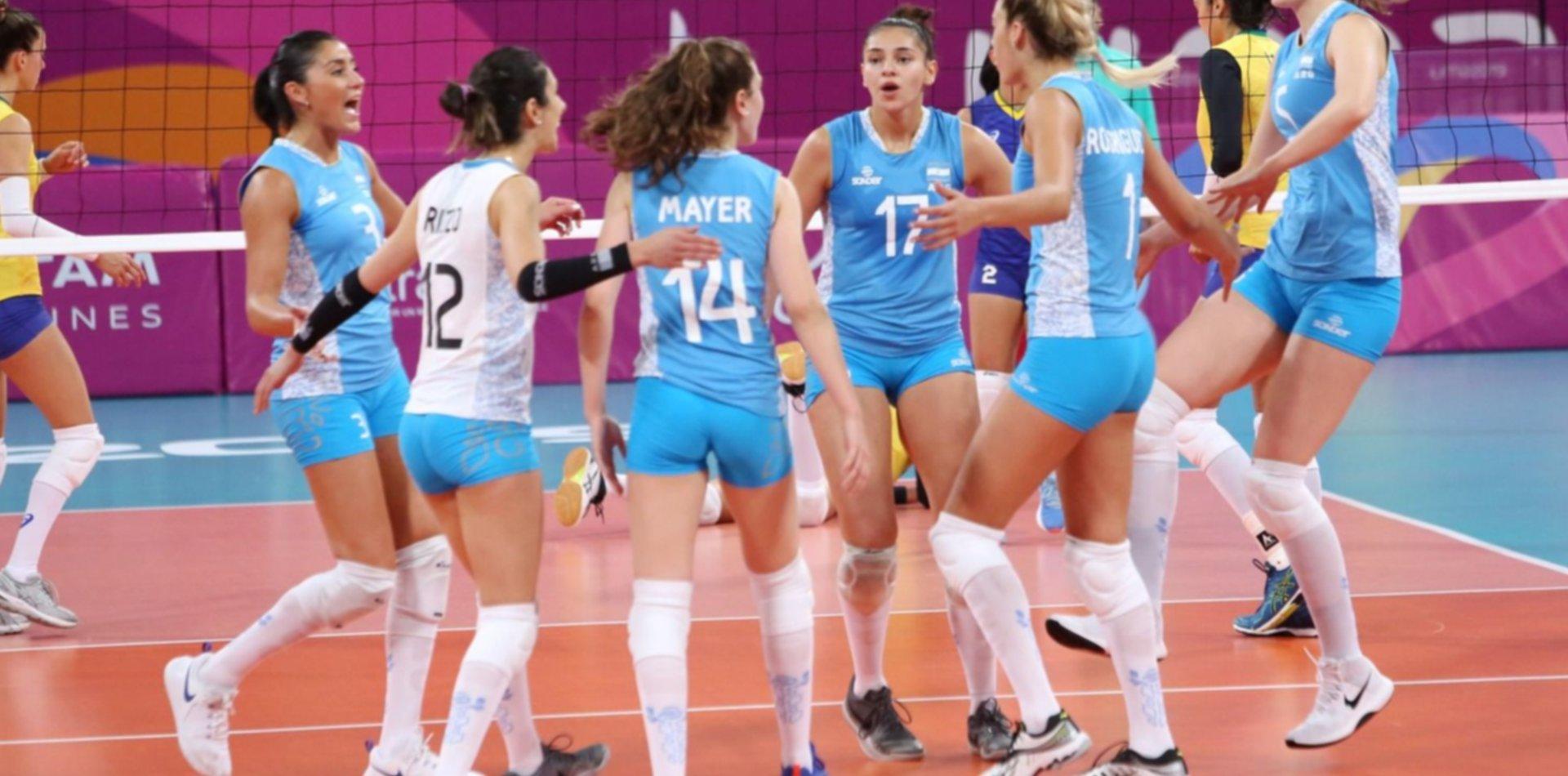 La foto viral de la jugadora de las Lobas y de la Selección argentina