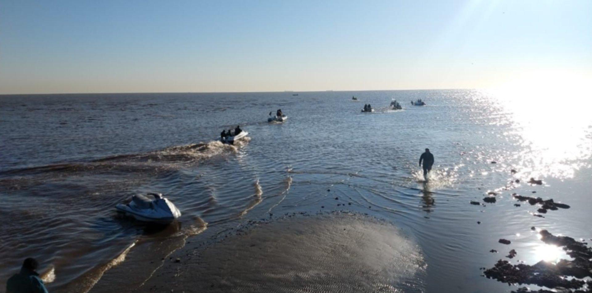 12 días y una angustiante búsqueda: la historia que terminó con el joven pescador sin vida