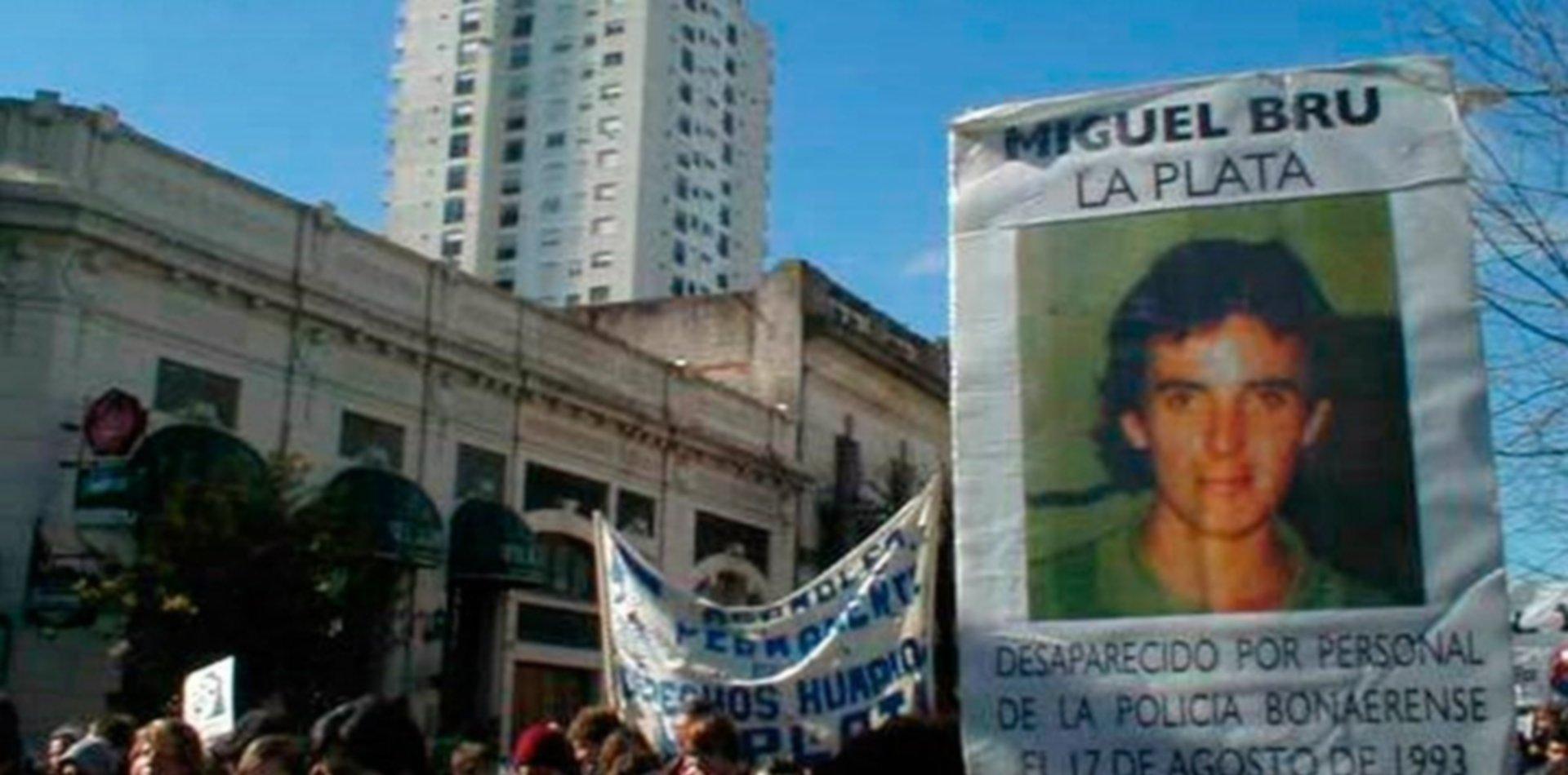 En su cumpleaños 50 se renueva el reclamo para conocer el destino de Miguel Bru