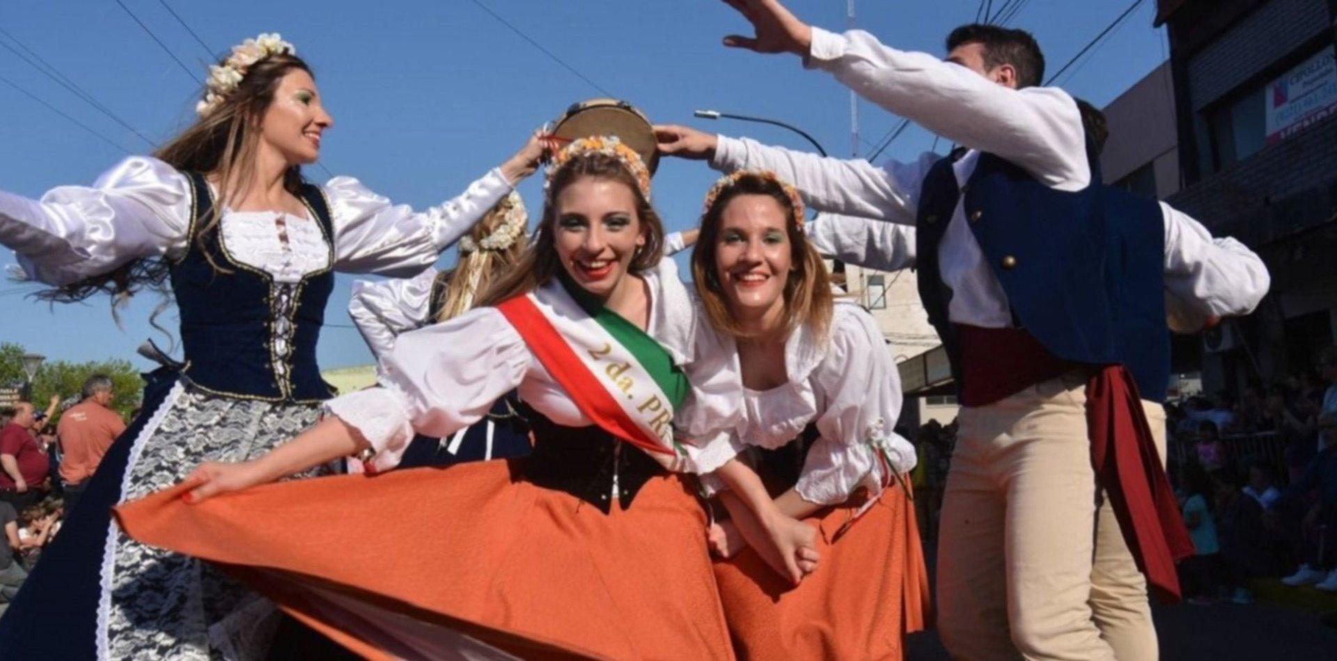 La Fiesta Provincial del Inmigrante ya tiene fecha y cronograma en Berisso