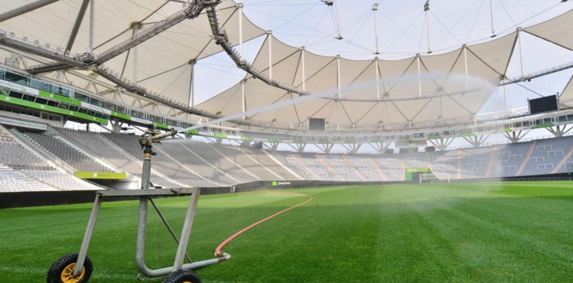 La Selección argentina jugará en La Plata: ¿qué partidos se disputarán en el Único?