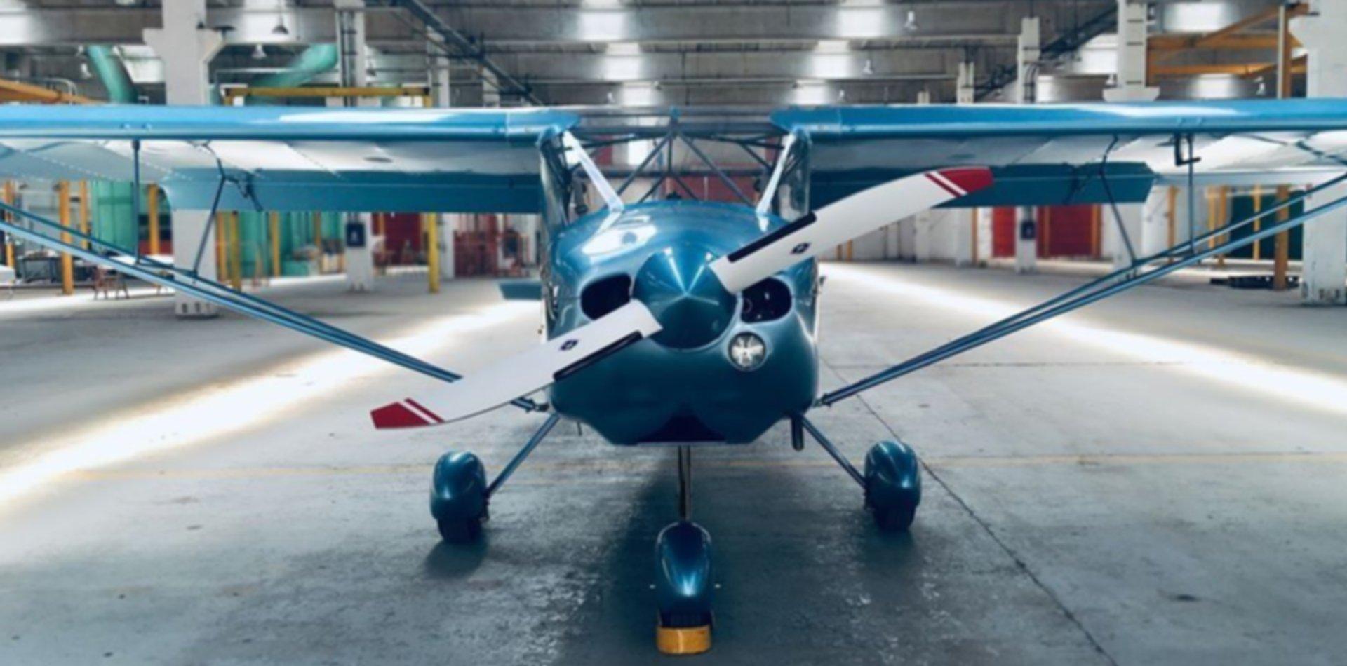 Una fábrica desarrollará y construirá aviones eléctricos junto a la UNLP