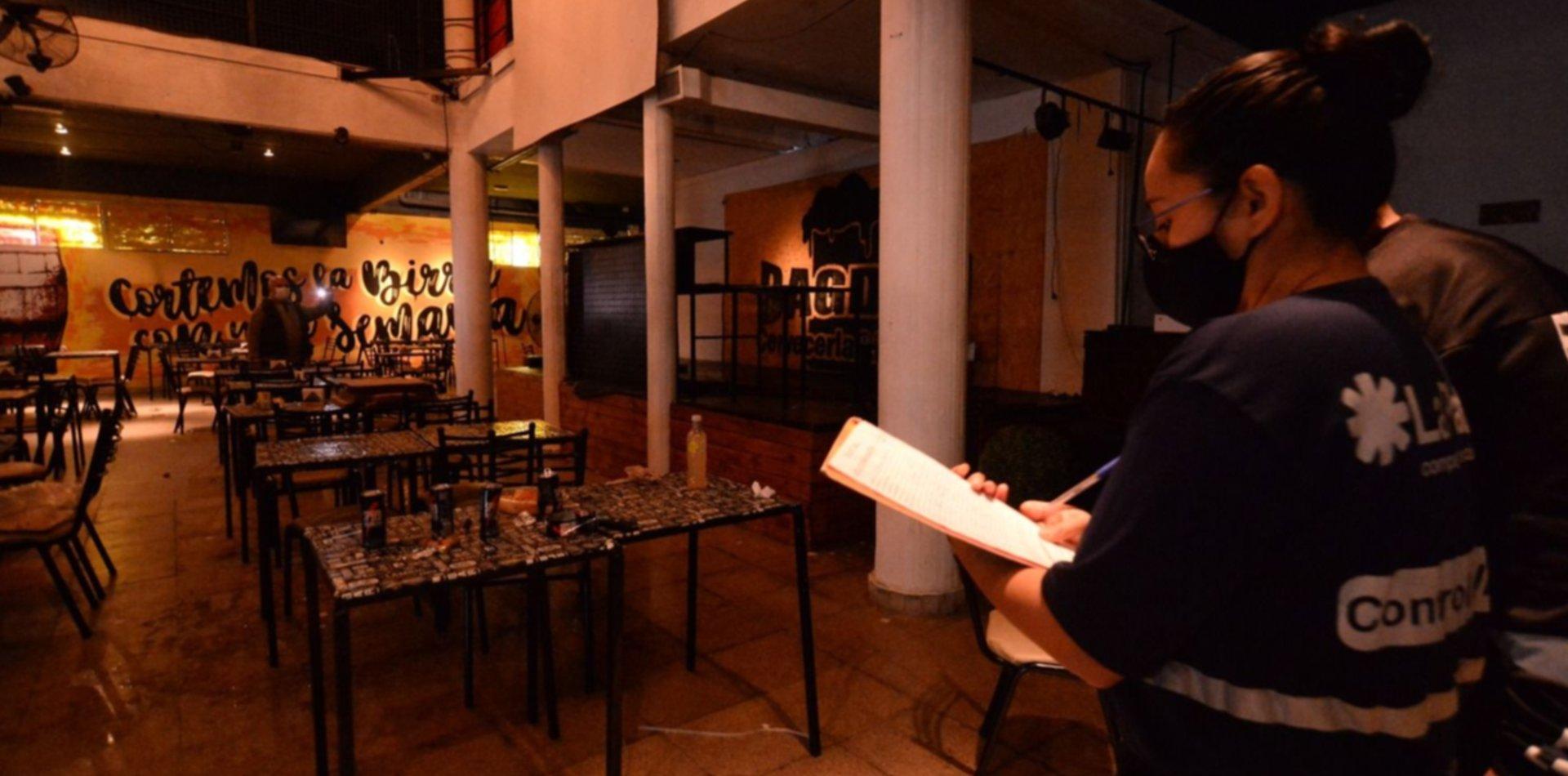 VIDEO: Así estaba la cervecería de La Plata en donde hicieron una fiesta clandestina