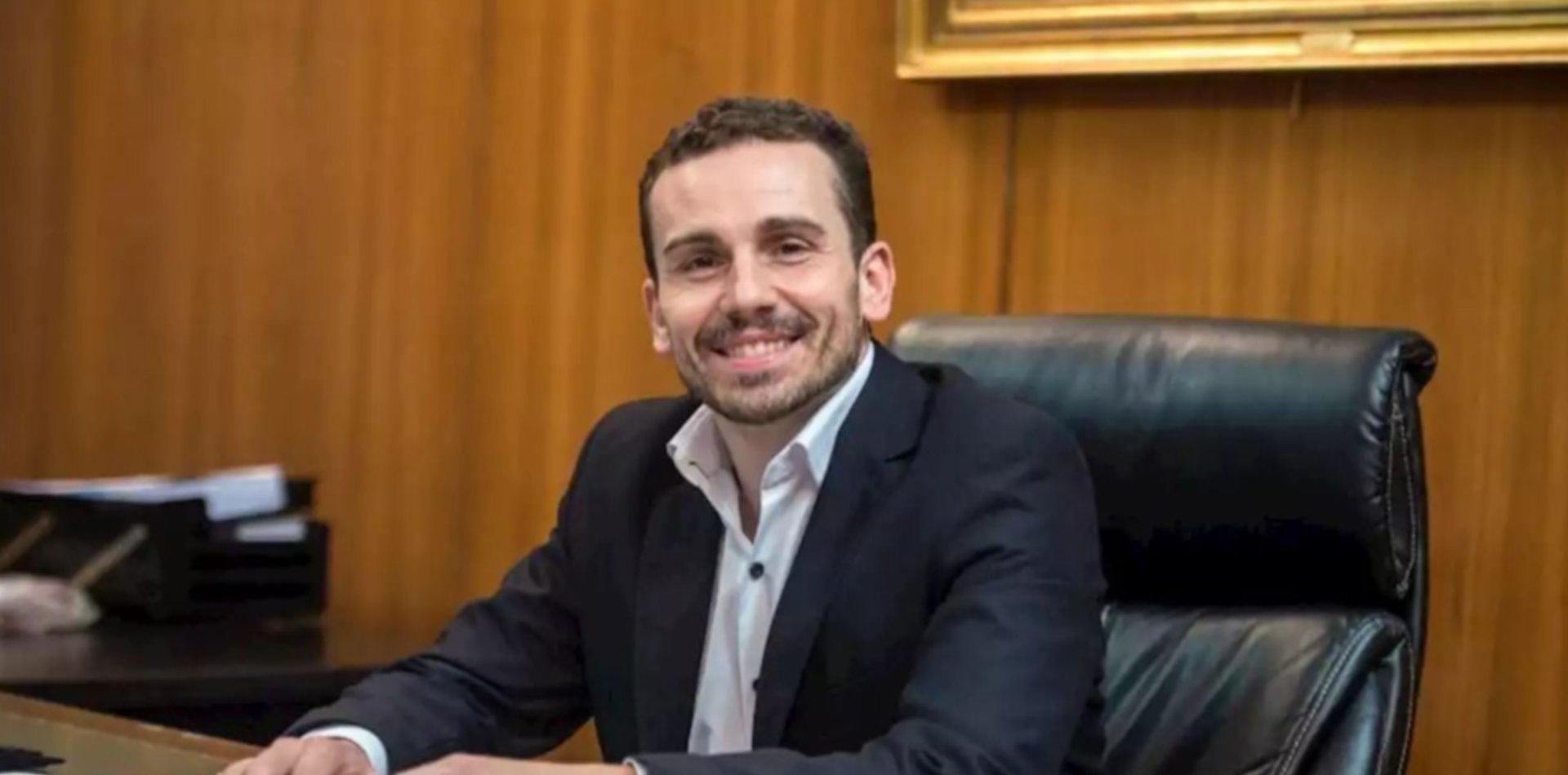 De la UNLP a negociar la deuda: Diego Bastourre, otro platense en el equipo de Guzmán