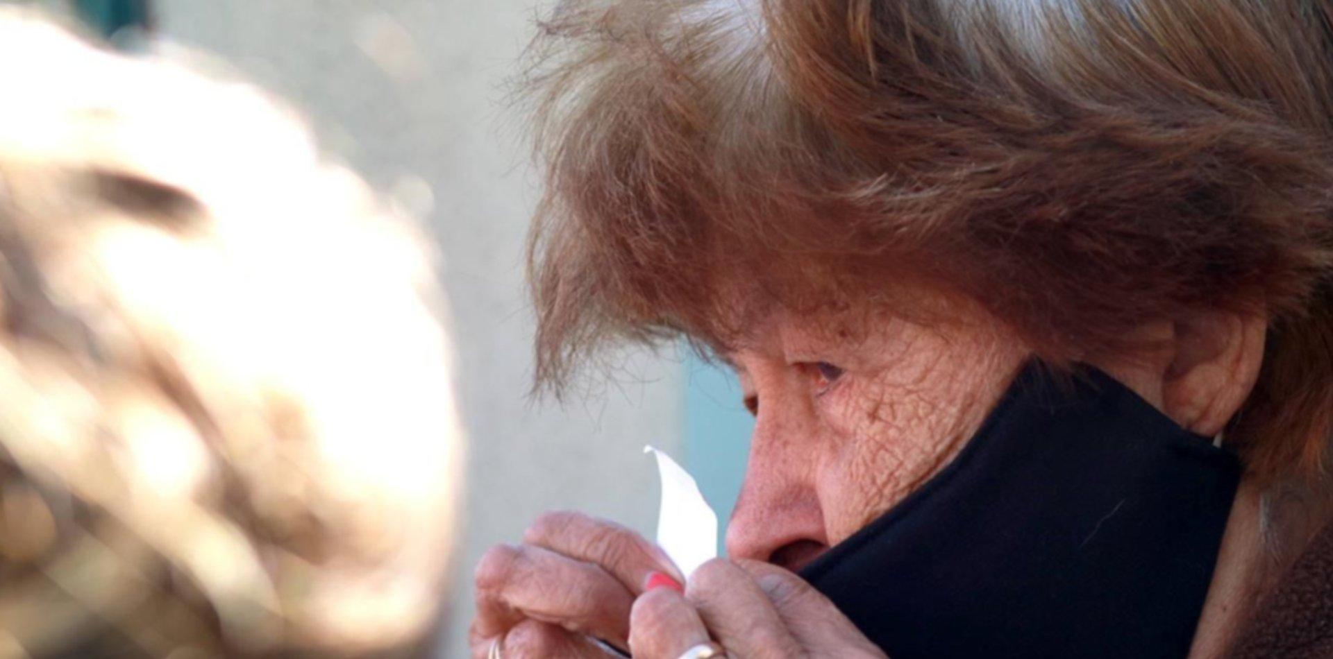 COVID-19 en La Plata: cuatro muertes y más de 200 casos en un solo día