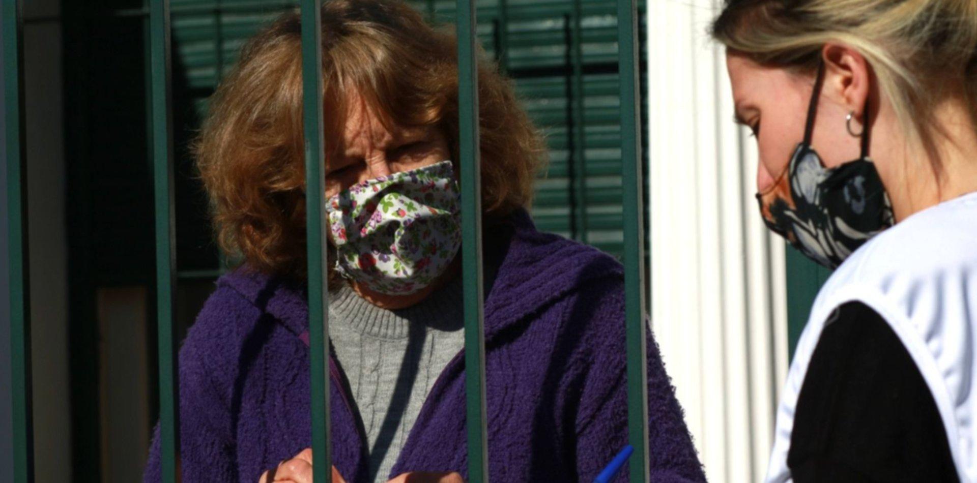 Se dispararon los casos en La Plata y ya hay 290 fallecidos por coronavirus