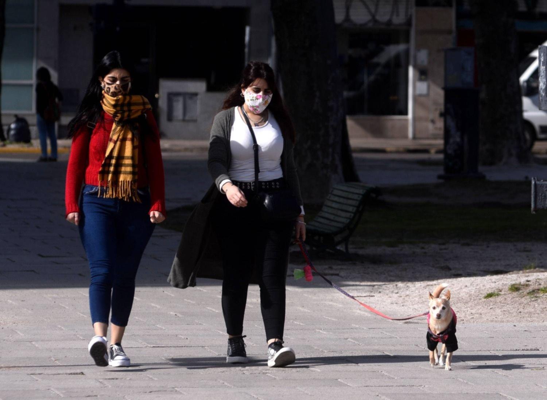 Así va a estar el clima en el Día de la Primavera y el resto de la semana en La Plata