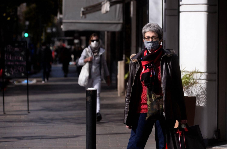 Advierten que la llegada del frío puede incrementar el contagio por coronavirus