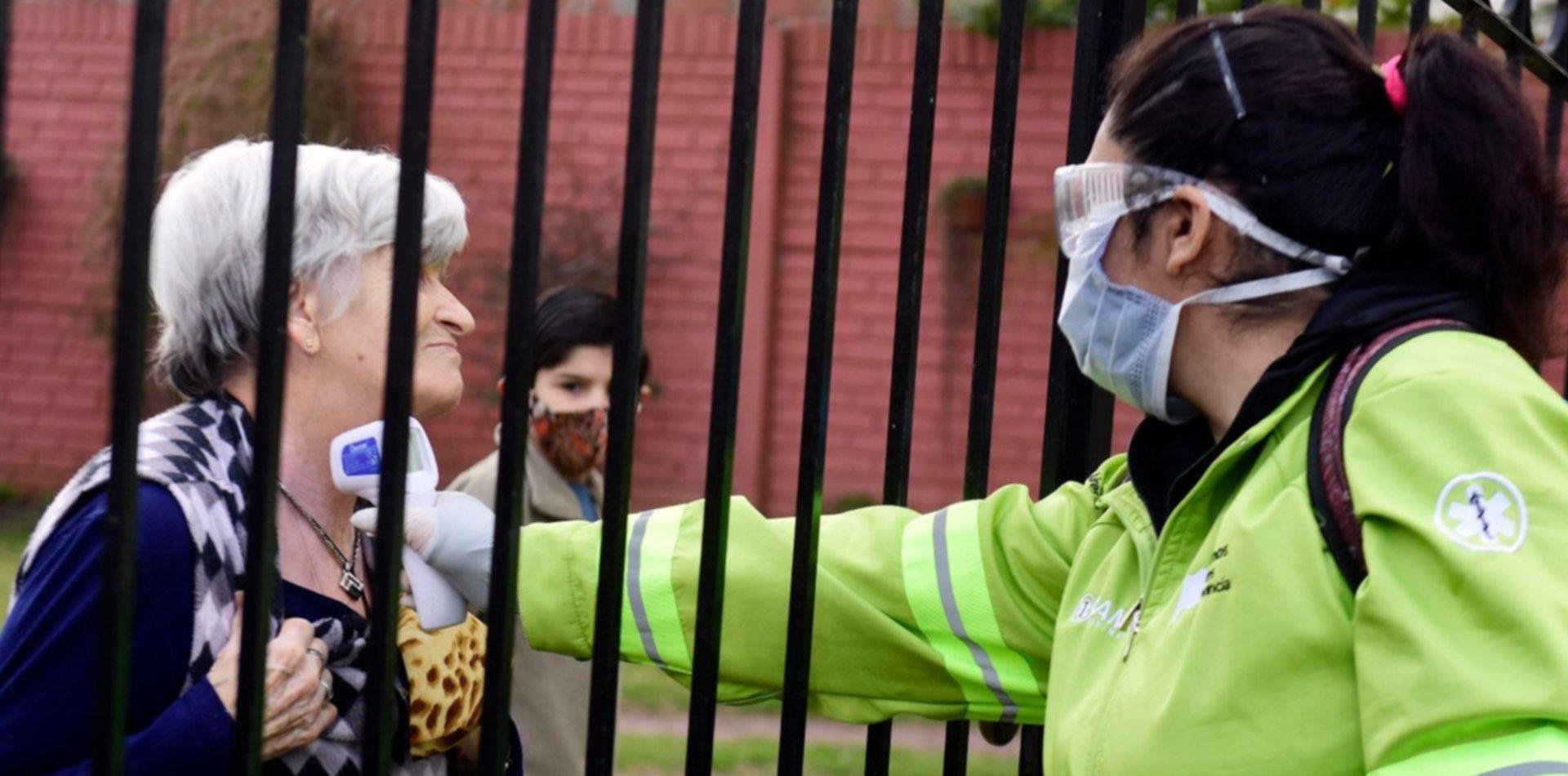 Se suman dos nuevas muertes y 255 contagios en La Plata