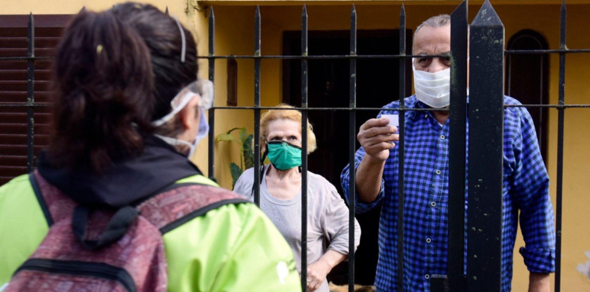 La Plata sumó dos muertes y 114 casos de coronavirus