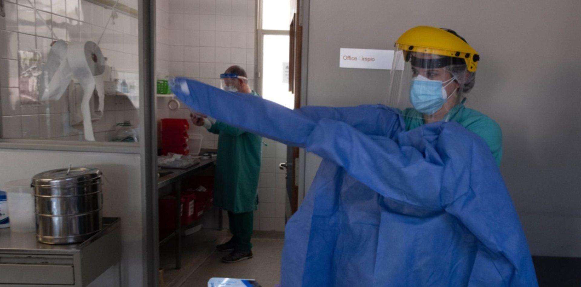 Confirman 49 muertes más por coronavirus en la Argentina