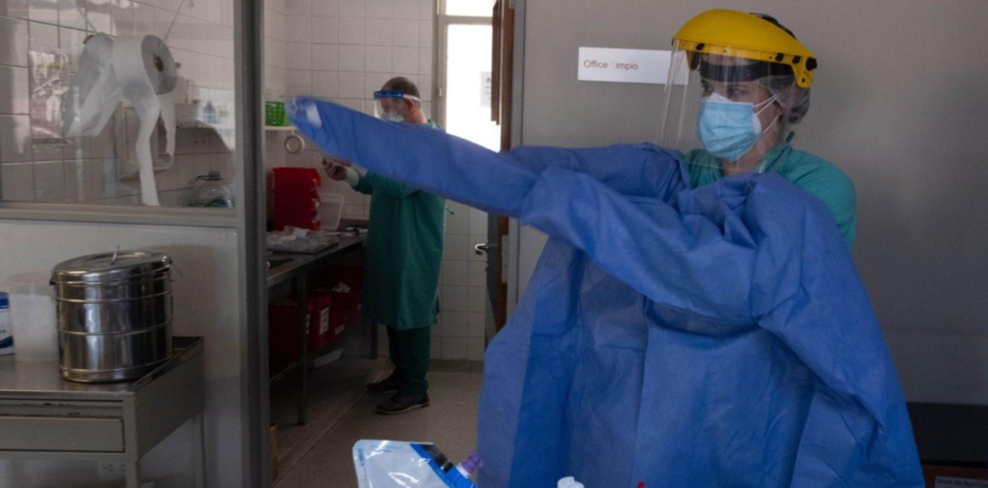 Con 164 casos nuevos, ya son 25.676 los contagios de COVID confirmados en La Plata