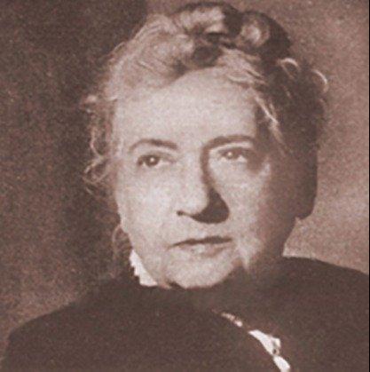 Emma de la Barra fue la administradora el complejo de viviendas