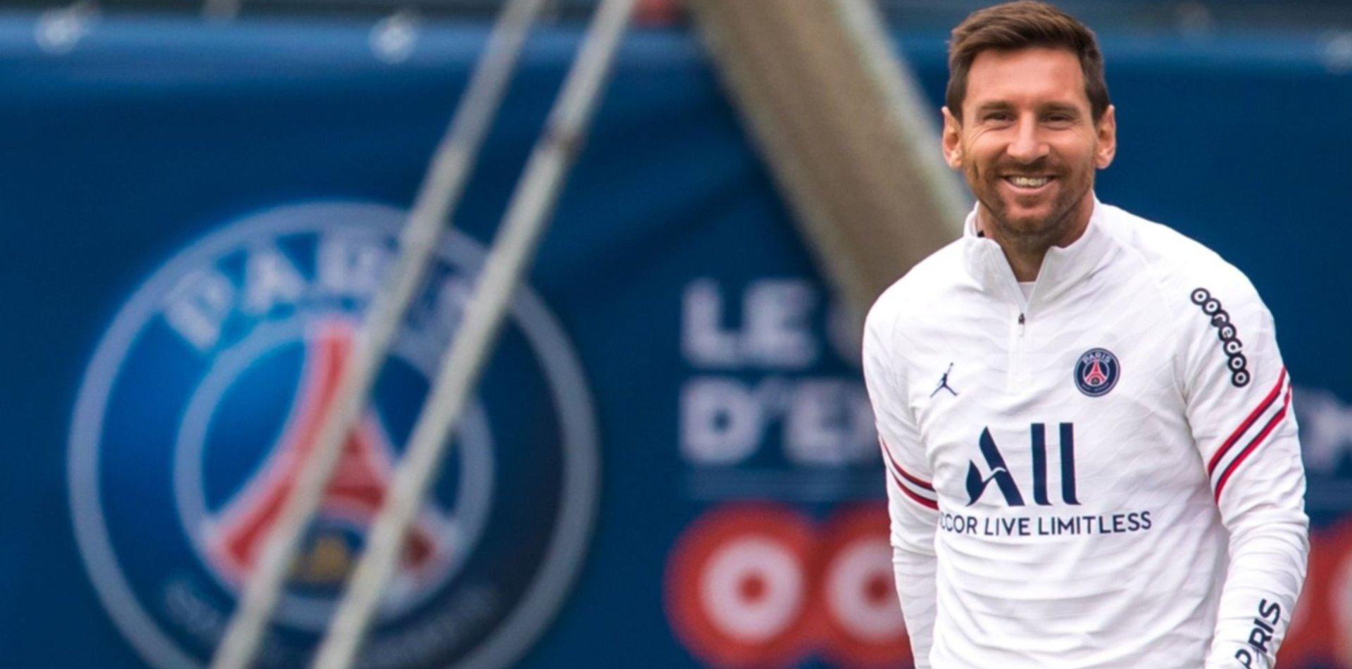 Messi analiza mudarse a un lujoso palacio en las afueras de París