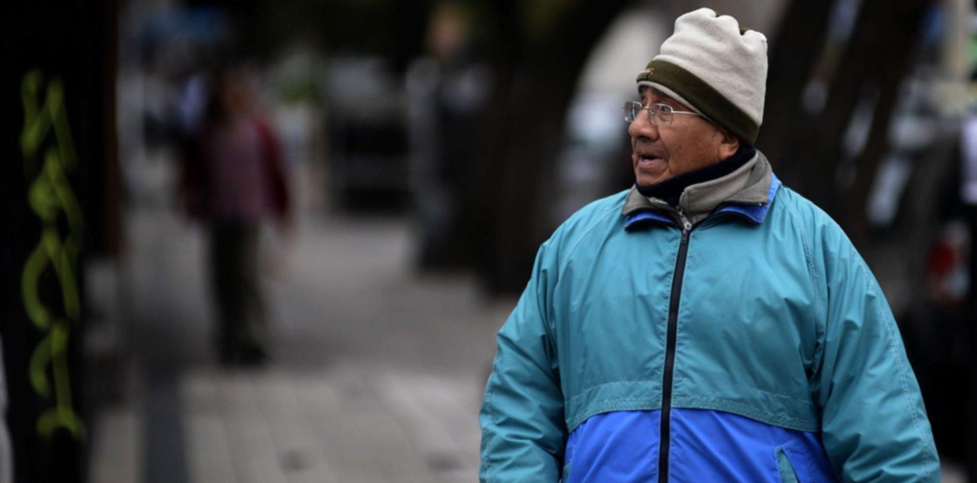 Clima en La Plata: domingo muy frío en la ciudad, con algo de nubes y se acercan las lluvias
