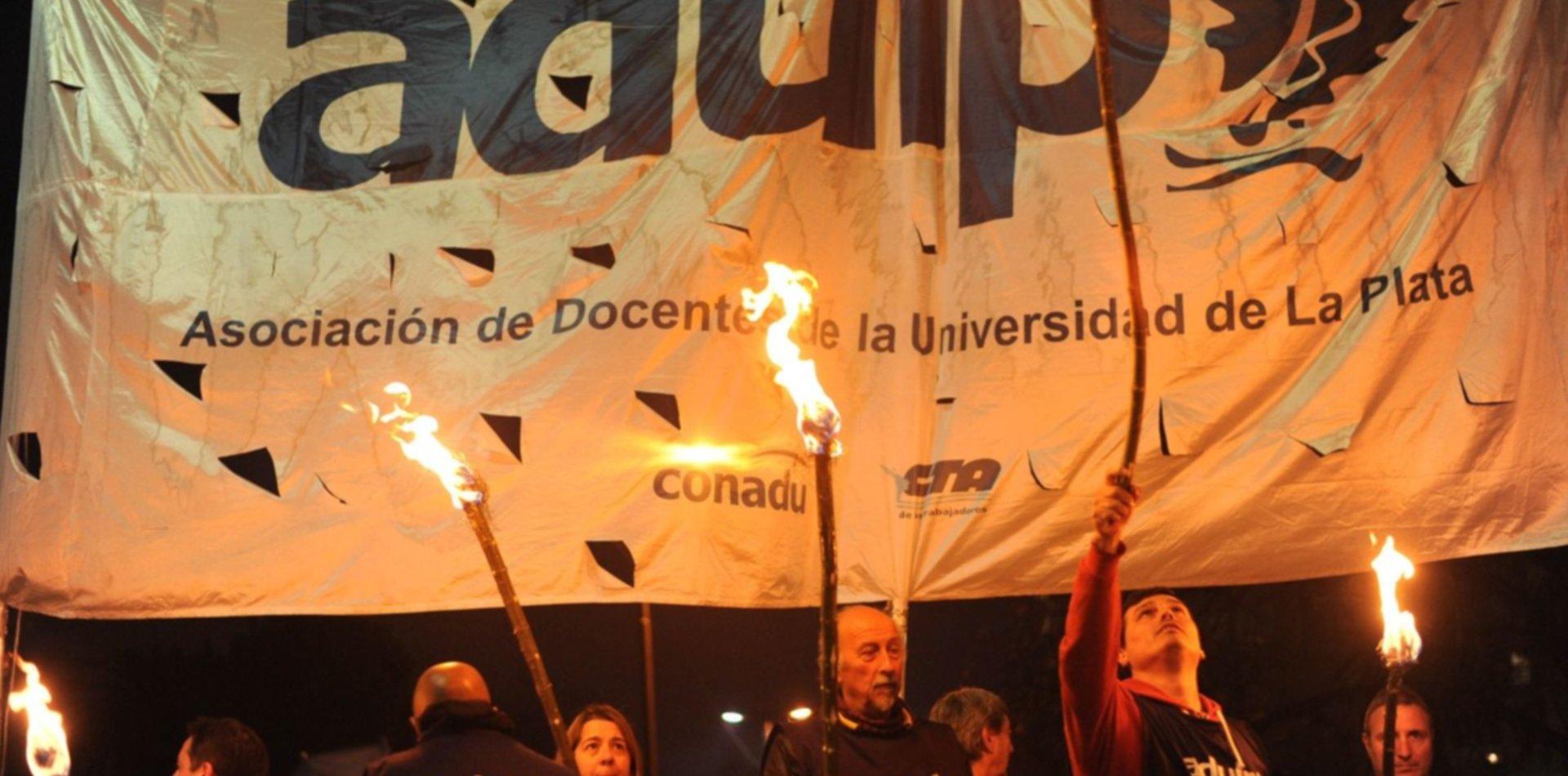 Docentes de la UNLP eligen la conducción del gremio que los nuclea