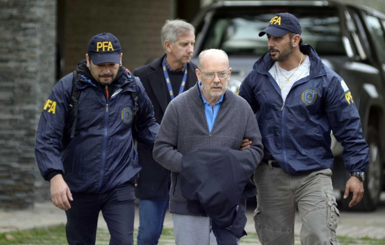 Tomas Moran, ex fiscal detenido y acusado de graves delitos - Foto: AGLP