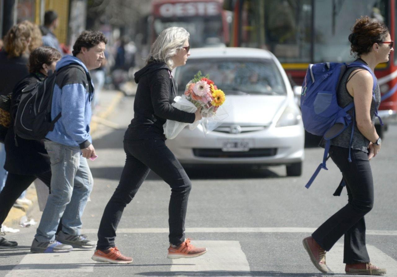 Inestable y con nubosidad: el clima en La Plata durante el arranque de la semana