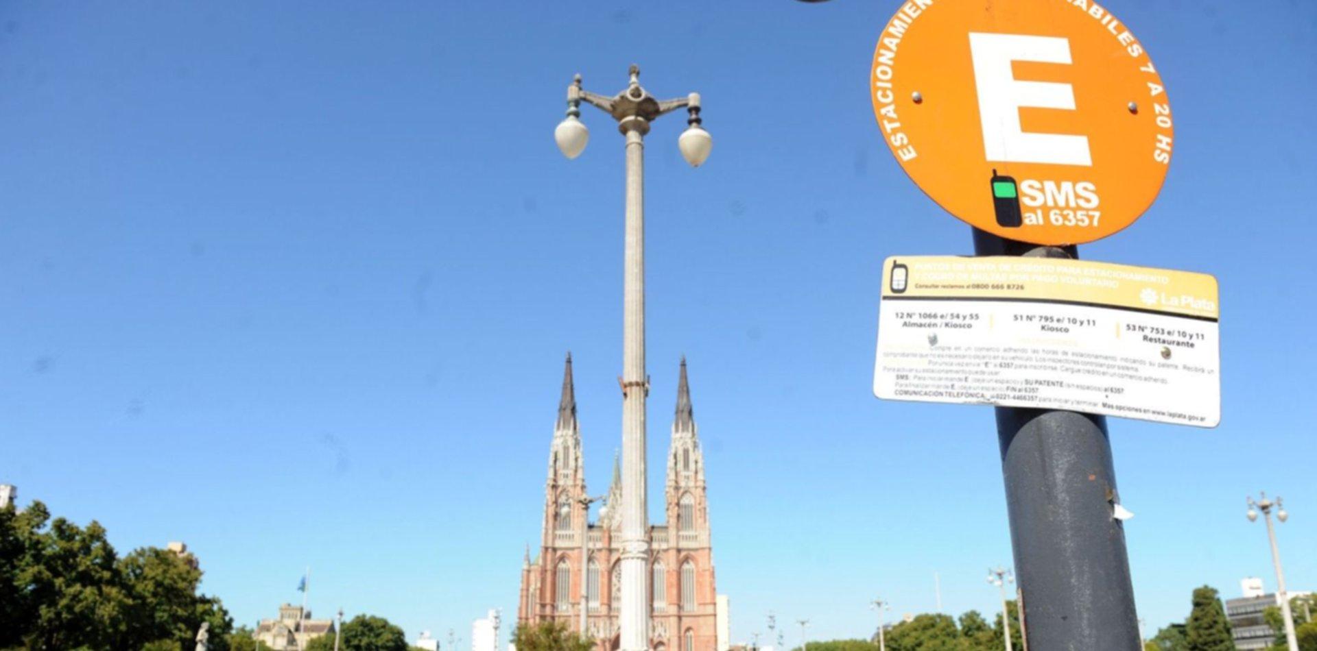 ¿Qué pasa con el estacionamiento medido y los servicios en La Plata este Jueves Santo?