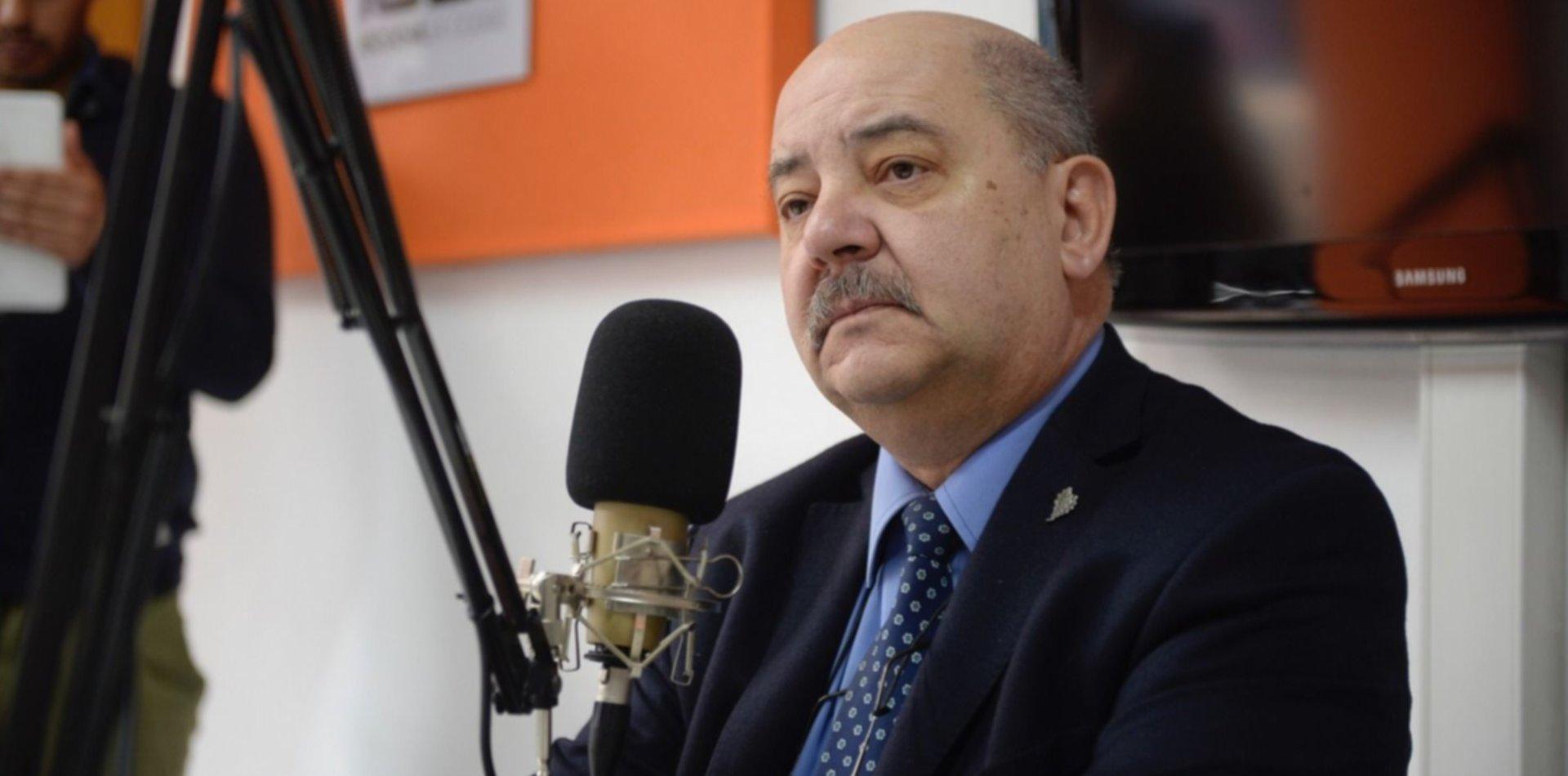 El presidente de la UNLP Fernando Tauber habló sobre el coronavirus y la  vuelta a clases   0221