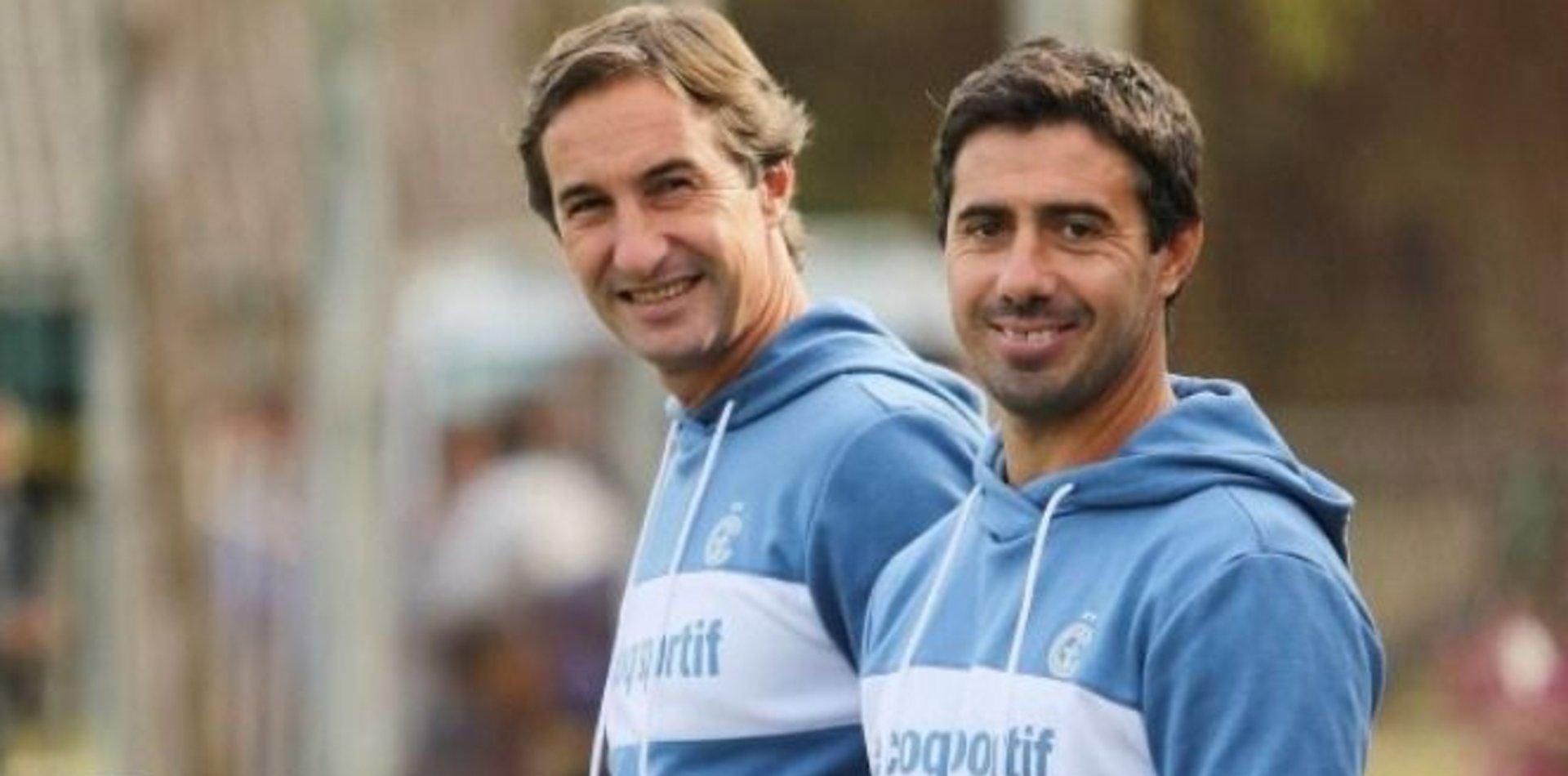 Messera y Martini seguirán siendo los entrenadores de Gimnasia durante 2021