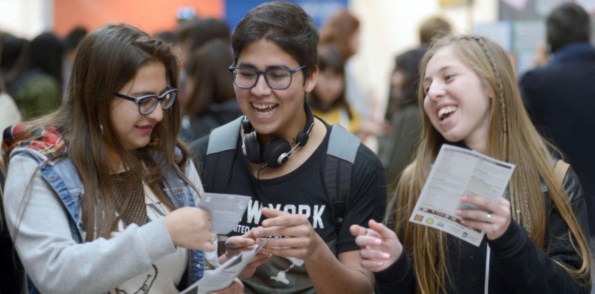 Con modalidad virtual, arrancó la Expo Universidad 2020