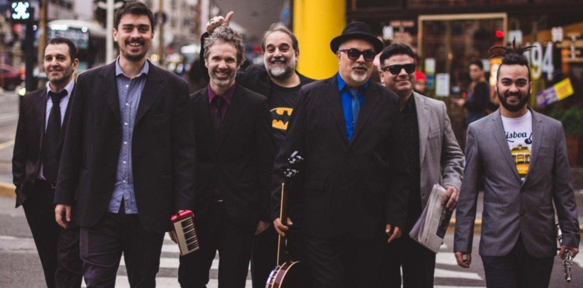 La primavera tiene swing: la Orquesta Brazofuerte y Swing Out Studio juntos en La Plata